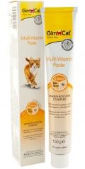 GimCat Multi-Vitamin - мультивитаминная паста для кошек