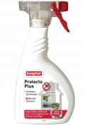 Beaphar Protecto Plus - Спрей для уничтожения насекомых в местах пребывания животных (400 мл)
