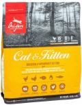 Orijen Cat & Kitten - сухой корм для кошек и котят