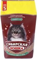 """Сибирская кошка - наполнитель впитывающий """"Универсал"""""""
