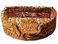 Дарэлл - Лежак поролоновый полукруглый (49 x 42 x 16 см)