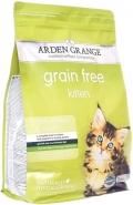 Arden Grange Kitten GF - сухой беззерновой корм для котят