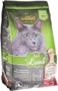 Leonardo Adult Sensitive Lamb and Rice - сухой корм для чувствительных кошек с ягненком и рисом
