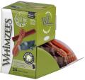 Whimzees - МИКС (палочки, щетки, крокодильчики) для собак M (24 шт.)