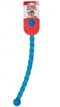 Kong Safestix - игрушка для собак аппортировка из синтетической резины средняя (45 см)