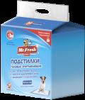 Mr. Fresh Expert Regular - пеленки гелевые впитывающие 40 x 60 см (30 шт.)