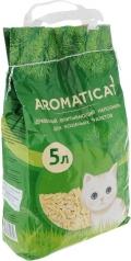 AromatiCat - наполнитель древесный впитывающий