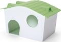 Imac Casetta Criceti - домик пластмассовый для грызунов (16 х 10 x 11 см)