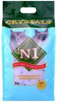 N1 Crystals - наполнитель силикагелевый впитывающий