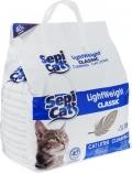 Sepi Cat - облегченный комкующийся наполнитель классический