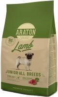 Araton Junior - сухой корм для щенков с ягненком и рисом