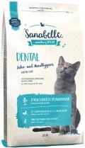 Sanabelle Dental - сухой корм для здоровья ротовой полости кошек