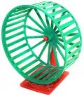 Дарэлл - Пластиковое колесо для грызунов на подставке (D 14 см)