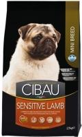 Cibau Sensitive Lamb Mini - корм для чувствительных собак мелких пород