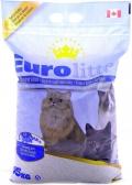"""Eurolitter Lavender - комкующийся наполнитель """"Контроль запаха"""", без пыли,с ароматом лаванды"""