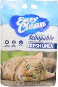 Easy Clean Fresh Linen - наполнитель комкующийся с ароматом луговых трав