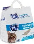 Sepi Cat - облегченный комкующийся наполнитель классический, Спа (10 л)