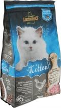 Leonardo Kitten - сухой корм для котят, беременных и кормящих кошек