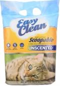 Easy Clean Unscented - наполнитель комкующийся без аромата