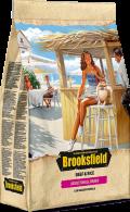 Brooksfield Adult Small - сухой корм для собак малых пород с говядиной и рисом