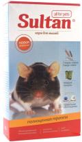 """Sultan - корм для мышей """"Полноценная трапеза"""" (400 г)"""