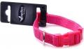 Papillon Nylon collar - нейлоновый ошейник, розовый