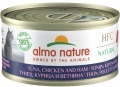 "Almo Nature HFC Natural - консервы для кошек ""Тунец, курица и ветчина"" (70 г)"