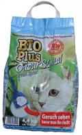 Bio plus Odour Signal - наполнитель бетонитовый комкующийся (4,4 кг)