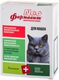 Фармавит Нео - витаминно-минеральный комплекс для кошек (60 таб.)
