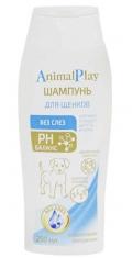 "Animal Play - шампунь для щенков ""без слез"" (250 мл)"