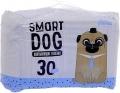 Smart Dog - впитывающие пеленки для собак 60 x 60 см (30 шт)