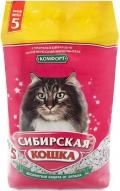 """Сибирская кошка - наполнитель впитывающий """"Комфорт"""""""