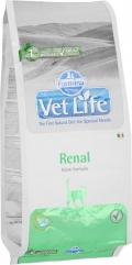 Farmina Vet Life Cat Renal - сухой диетический корм для взрослых кошек при почечной недостаточности
