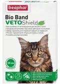 Beaphar Bio - ошейник от блох, клещей и комаров для кошек и котят (35 см)