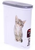 """Curver - Контейнер для корма """"Кошка"""" (4,5 л)"""