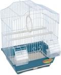 Triol - Клетка для птиц укомплектованная эмаль (2112A)