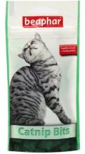 Beaphar Catnip Bits - Беафар лакомство подушечки для кошек с кошачьей мятой (35 г)