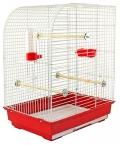 """Дарэлл - Клетка для птиц """"Лора"""" укомплектованная (41 x 30 x 53 см)"""