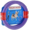 Puller micro (13 см) - тренировочный снаряд для мелких пород собак (2 кольца)