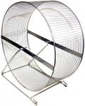 Дарэлл - Колесо для грызунов металлическое (сетка) (D 30 см)