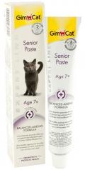 GimCat Expert Line Senior 7+ - функциональная паста для кошек старше 7 лет (50 г)