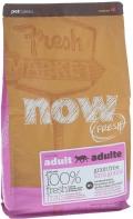 Now Fresh Adult Cat Grain Free - сухой беззерновой корм для взрослых кошек с индейкой, уткой и овощами