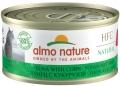 """Almo Nature HFC Natural - консервы для кошек """"Тунец и кукуруза"""" (70 г)"""