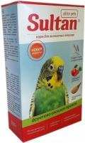 """Sultan - корм для волнистых попугаев """"Фруктово-овощная трапеза"""" (500 г)"""