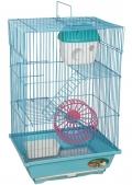 Triol - клетка для грызунов 3-этажная, эмаль (2203)