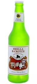 "Silly Squeakers Beer SmellaRCrotch - Виниловая игрушка-пищалка для собак Бутылка пива ""Дружеские ароматы"""