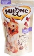 Мнямс - ассорти для собак мелких пород (говядина, ягненок, курица) (60 г)