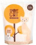 Smart Cat - наполнитель силикагелевый с ароматом белого мускуса