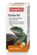 Beaphar Turtle Vit - Беафар кормовая добавка для черепах и рыб (20 мл)