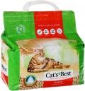 Cats Best Original - древесный комкующийся наполнитель